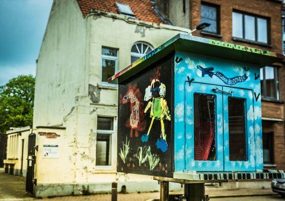 Boekenruilhuisje Oostende 25