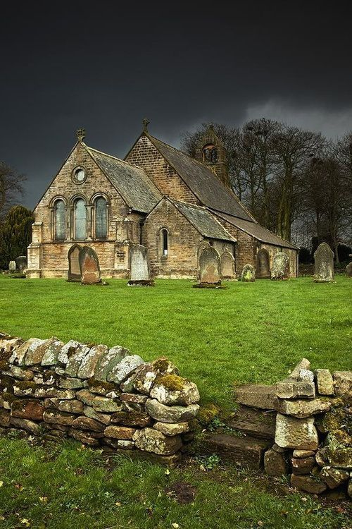 Ancient church :: Northumberland :: England 8270a012142d903e33f3d1e045108c9d