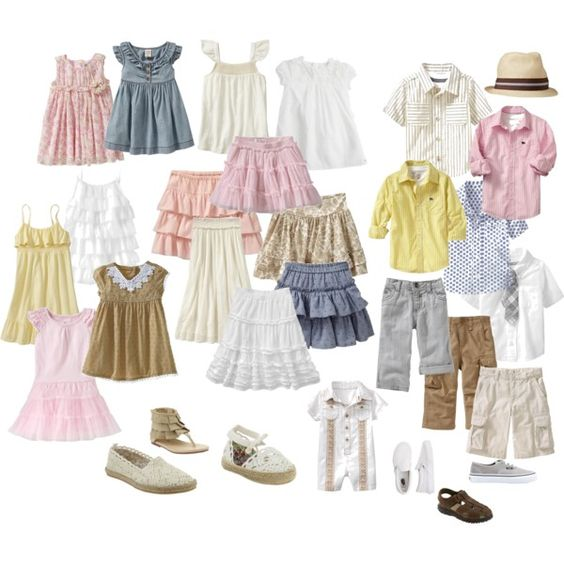 Kids Spring What To Wear by rebeccamp on Polyvore featuring polyvore, fashion, style, Old Navy, Stride Rite, J.Crew, Vans and kids what to wear