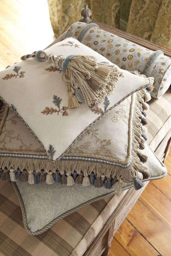 Beautiful Pillows Decoration