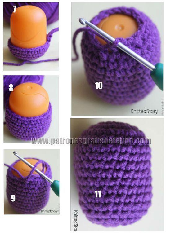 African, Afgan, Japan, Brasil, Chinese #Crochet #Tejer #Pattern