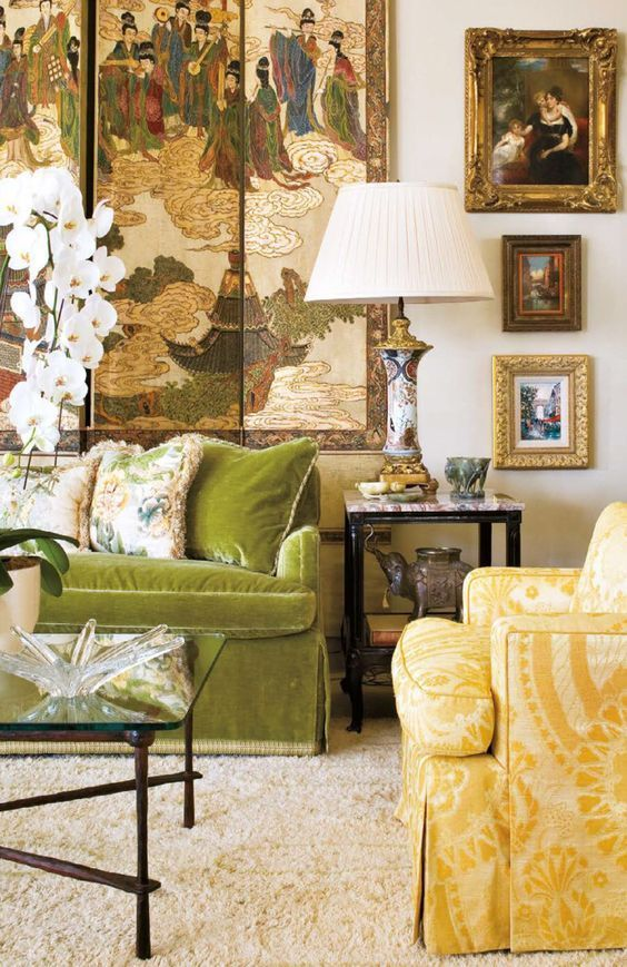 Easy Eclectic Home Decor