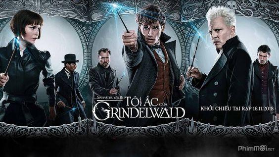 Tội Ác Của Grindelwald 2018