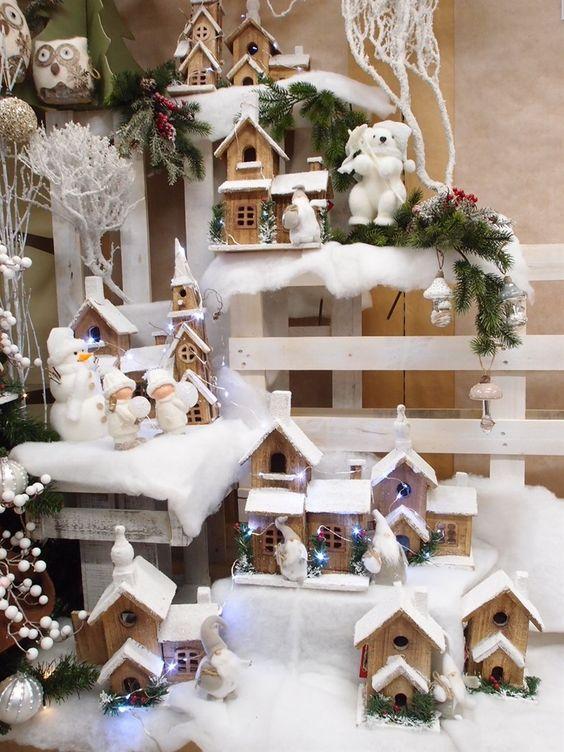 20 idee su come ricreare mini paesaggi natalizi in for Idee x la casa fai da te