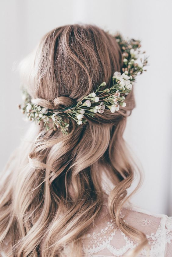 5 ways to add boho inspired styling to your bridal look  #bridal #inspired #styling