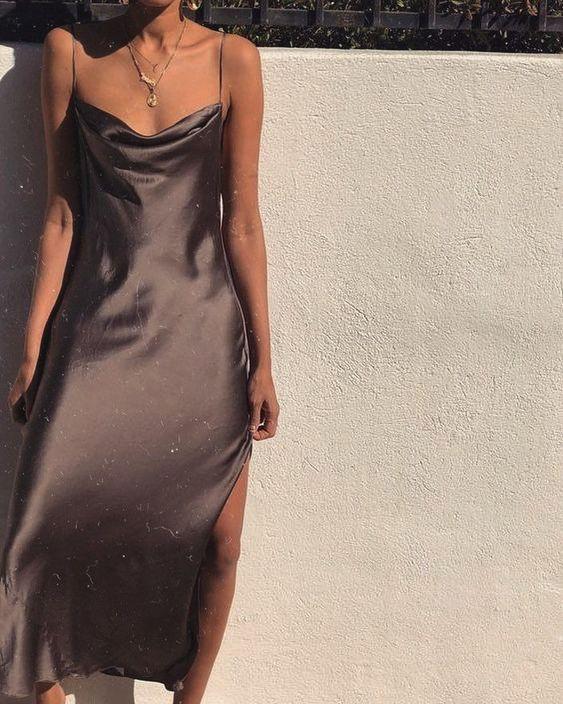 Silky, slinky, stylish