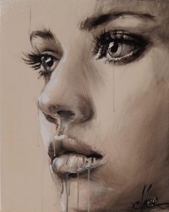 Obecnie na aukcjach #Catawiki: Ewa Switala - Teardrop