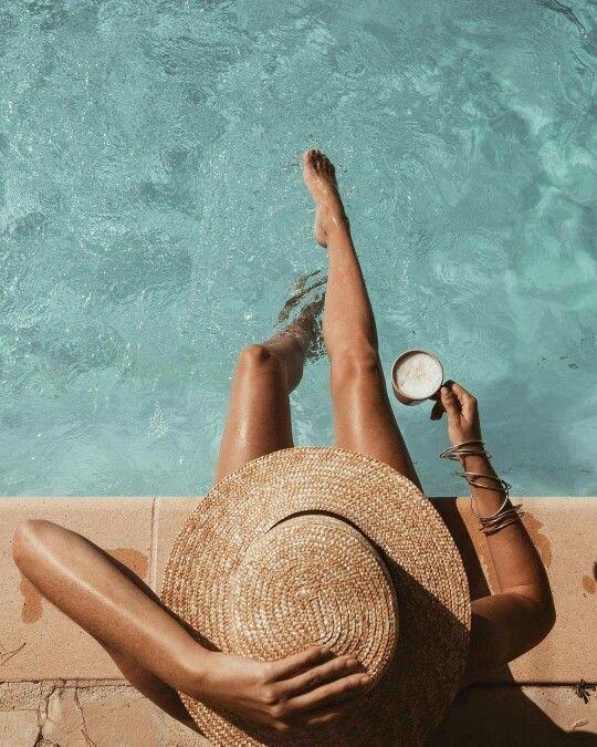 Summer sun + summer skin