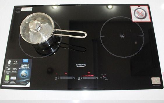 Bếp từ Chefs EH DIH888 sản phẩm của sự hoàn hảo