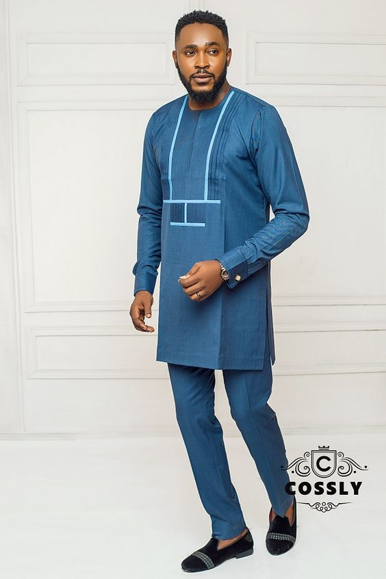 For the Modern Man with Traditional Taste - Cossly releases Spring/Summer 2018 Collection - BellaNaija