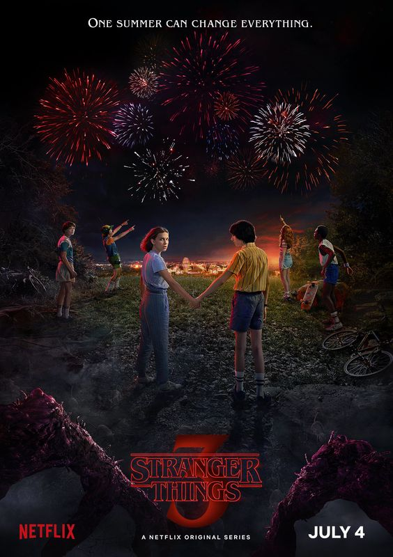 Poster of Stranger Things Season 3
