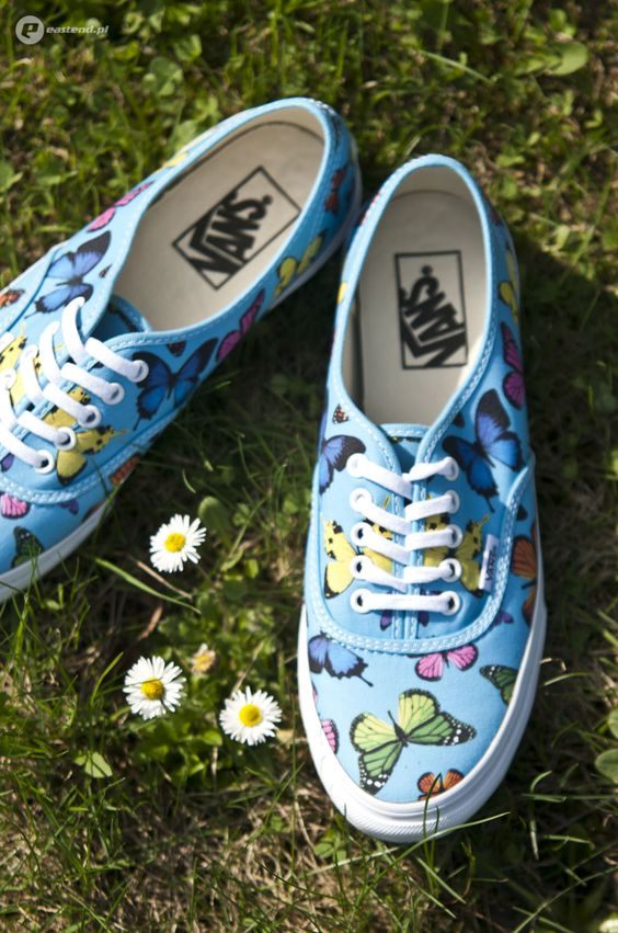 Lovely Vans Shoes