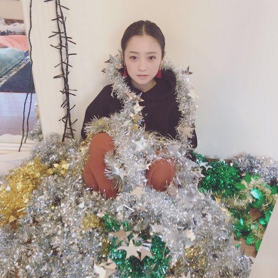 クリスマスの安達祐実