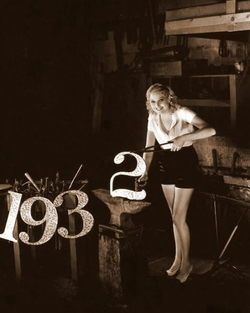 Thelma Todd 1932
