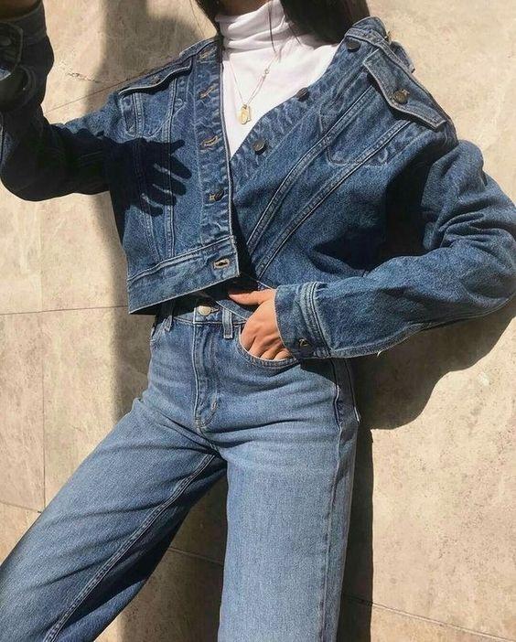 Style inspo: denim