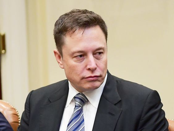 Elon Musk, the CEO of Tesla is also the owner of SpaceX