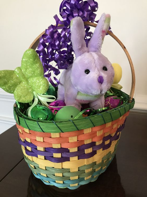 2 New Easter Baskets for my shop