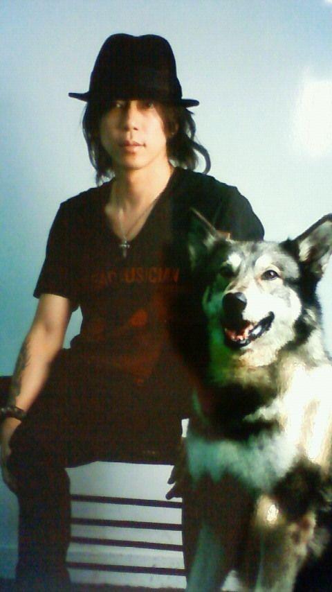 犬とかっこいい細美武士