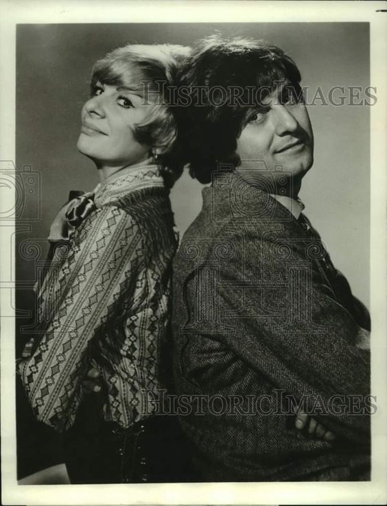 "eBay #Sponsored 1977 Press Photo Renee Taylor and Joseph Bologna star in ""Made For Each Other"""