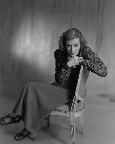 Actress Uta Hagen 1949 | Flickr - Photo Sharing!