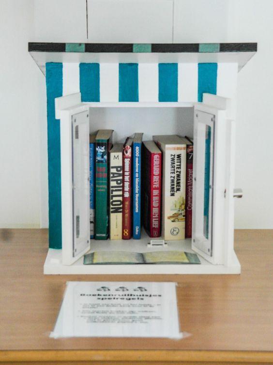 Boekenruilhuisje Oostende 31