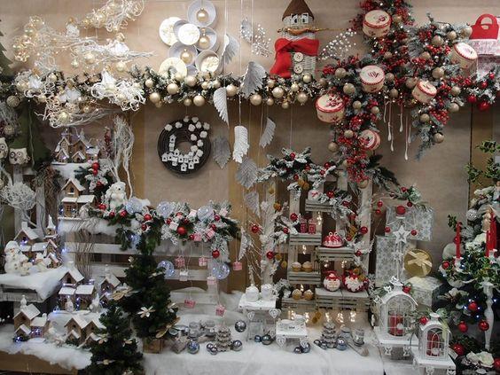 idee vetrine e tutto l'occorrente per riprodurle. Marry christmas!