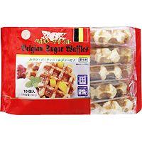 幸せな時間を堪能♡業務スーパーの冷凍「ベルギーワッフル」が最高!
