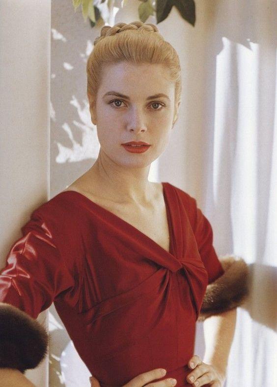 10 Postkarten Fürstin Gracia Patrizia von Monaco