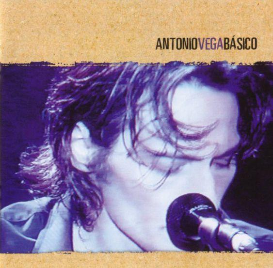 Antonio Vega - Básico (CD, Album, Reissue) | Discogs