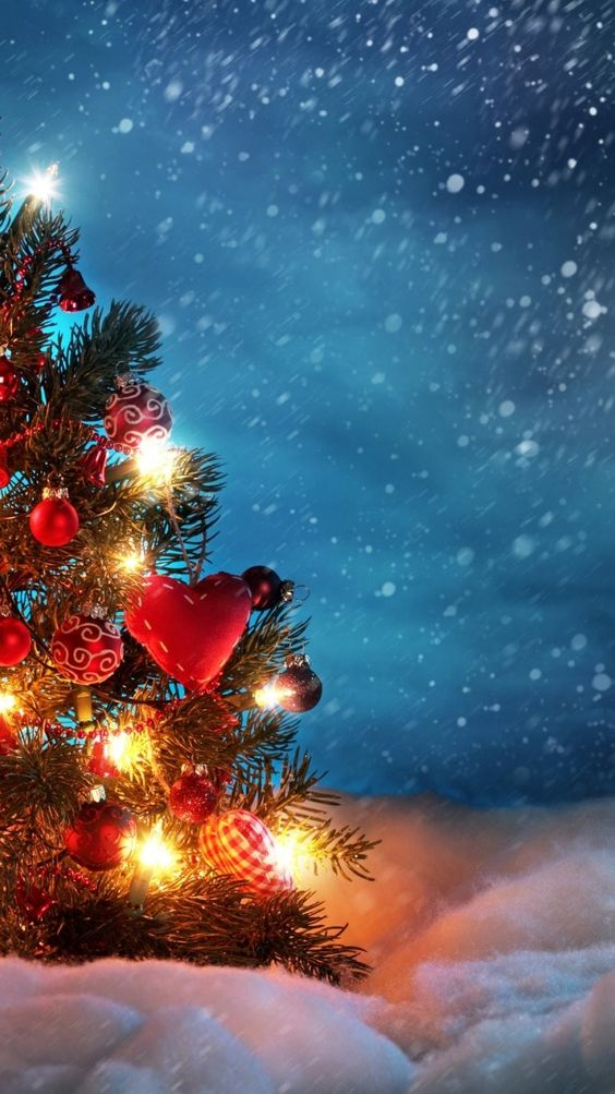 Christmas Iphone Wallpaper Hd Live 4k Free Download