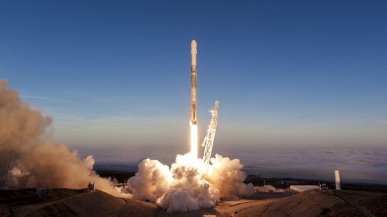 SpaceX wants to develop interplanetary spacecraft