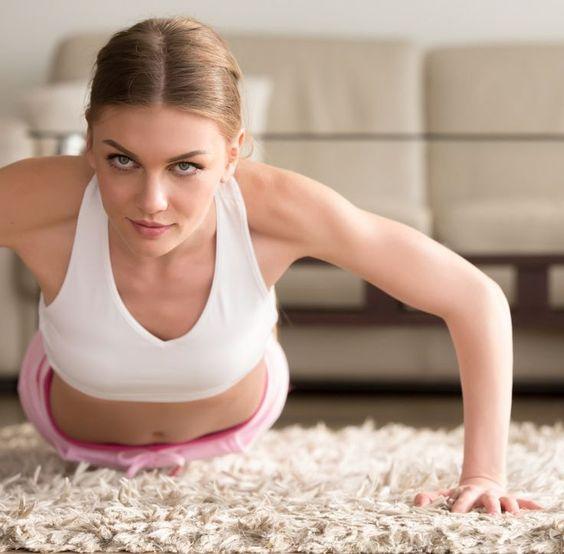 10 minutes de sport par jour : quel exercices privilégier ? /// #aufeminin #gym #exercice #fitness #sport #domicile