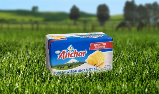 Anchor USA Butter grass-fed (365 days a year)