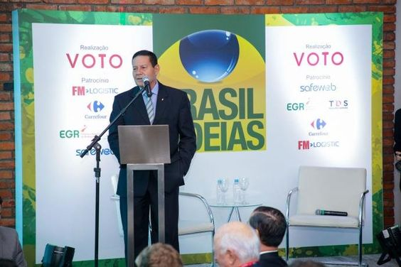 Mourão detalhou qual deve ser a sua função no governo   Foto: Felipe Nogs / Agência Preview / CP