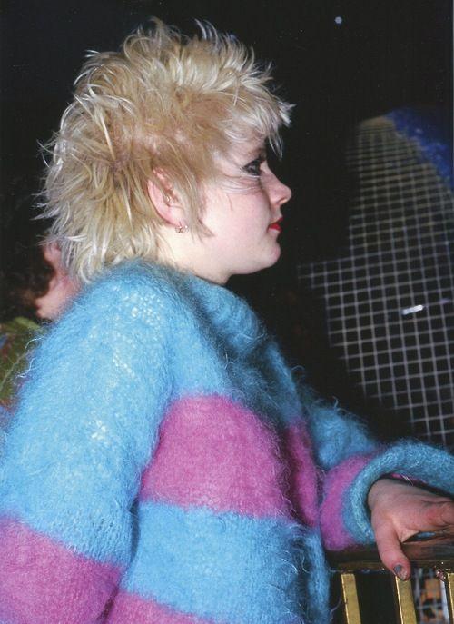 Debbie Juvenile photographed by Sheila Rock