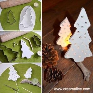 diy-bougeoir-sapins-de-Noel