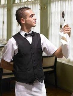 Spoon, Waiter, Funny Story, Motivation, Inspiration