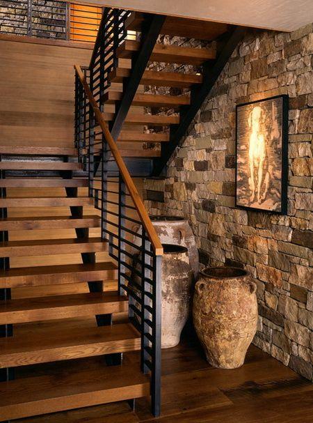 Adorable Staircases Home Decor