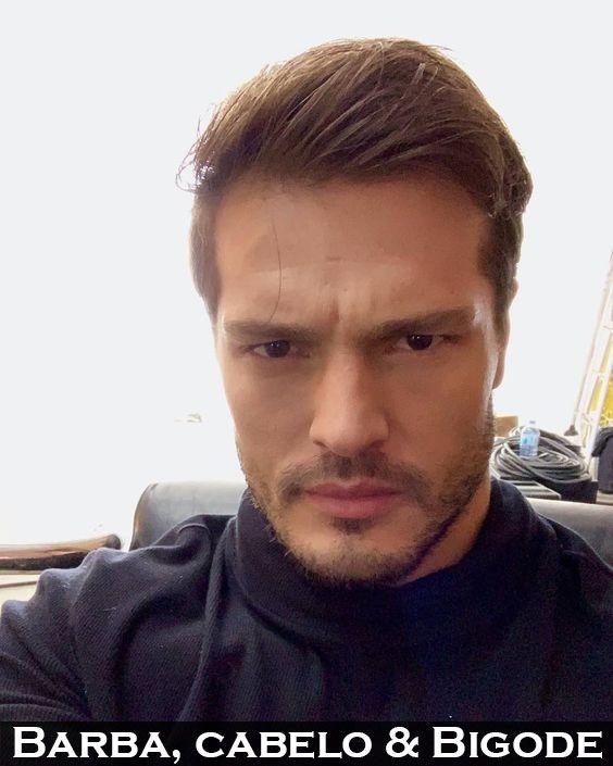 """Beleza Masculina:Mais uma atualização da nossa tag dedicada a beleza masculina """"Barba, cabelo & Bigode"""" da semana com7 inspiraçõesque postamos no nosso perfil do instagram (@bloggossipboy) para vocês se inspirarem na hora de mudar o visual:"""