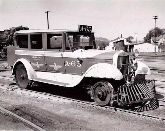 '30s railcar