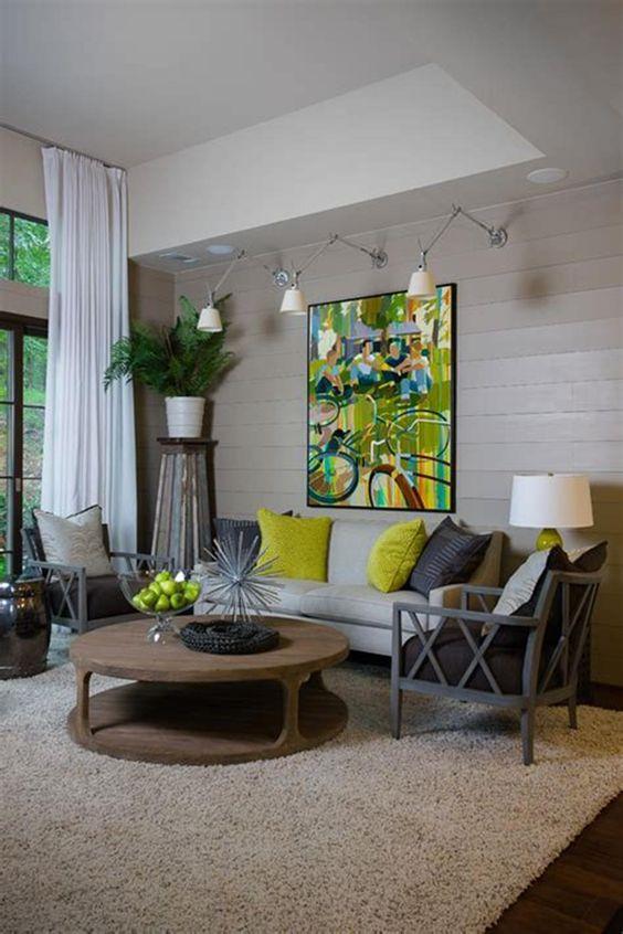 Fresh Living Room Decor