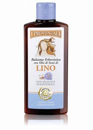 I Provenzali-Balsamo Erboristico ai Semi di Lino