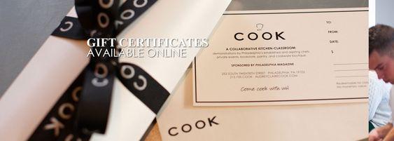 COOK | Philadelphia's Collaborative Kitchen-Classroom