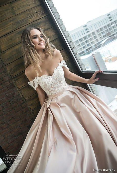 beautiful Olivia Bottega 2018 Wedding Dresses