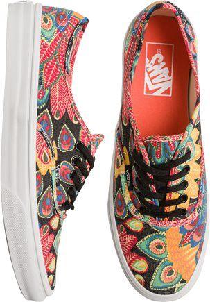 Pretty Vans Shoes