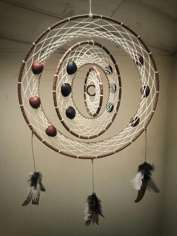 Catches dream / dream catcher