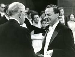 Resultado de imagen de Premio Nobel de Física en 1965