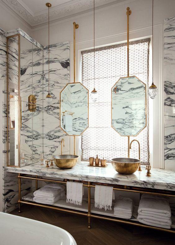 Flawless Interior Bathroom