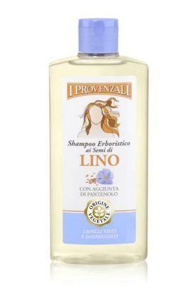 I Provenzali-Shampoo Erboristico ai Semi di Lino