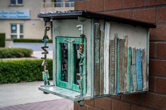 Boekenruilhuisje Oostende 20